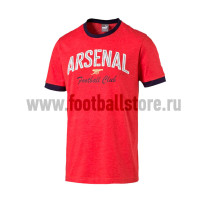 Puma Футболка Puma Arsenal Fan Slogan Tee 750449061