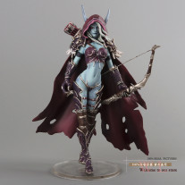 Darkness Ranger Lady Sylvanas Windrunner 7 PVC Action Figure