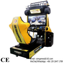 Hummer Simulator Driving Car Racing Games Machine