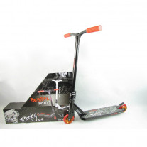 BESTIALWOLF Rocky R4 professional freestyle scooter, high