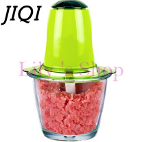 Kitchen small electric meat grinders household mini grinding
