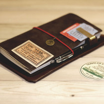 Travelers notebook traveler standard first layer of cowhide